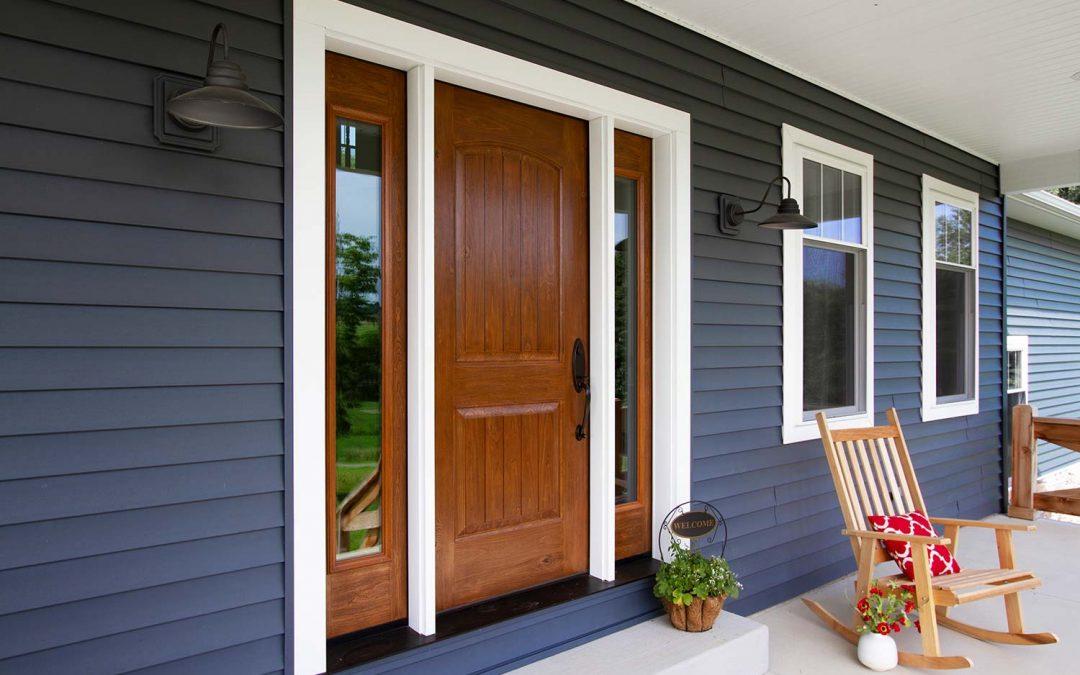 Is Steel or Fiberglass Better for Entry Doors?